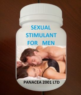 12,000 sexual stimulation capsules in men