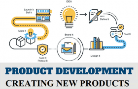 Creation and development of a new product